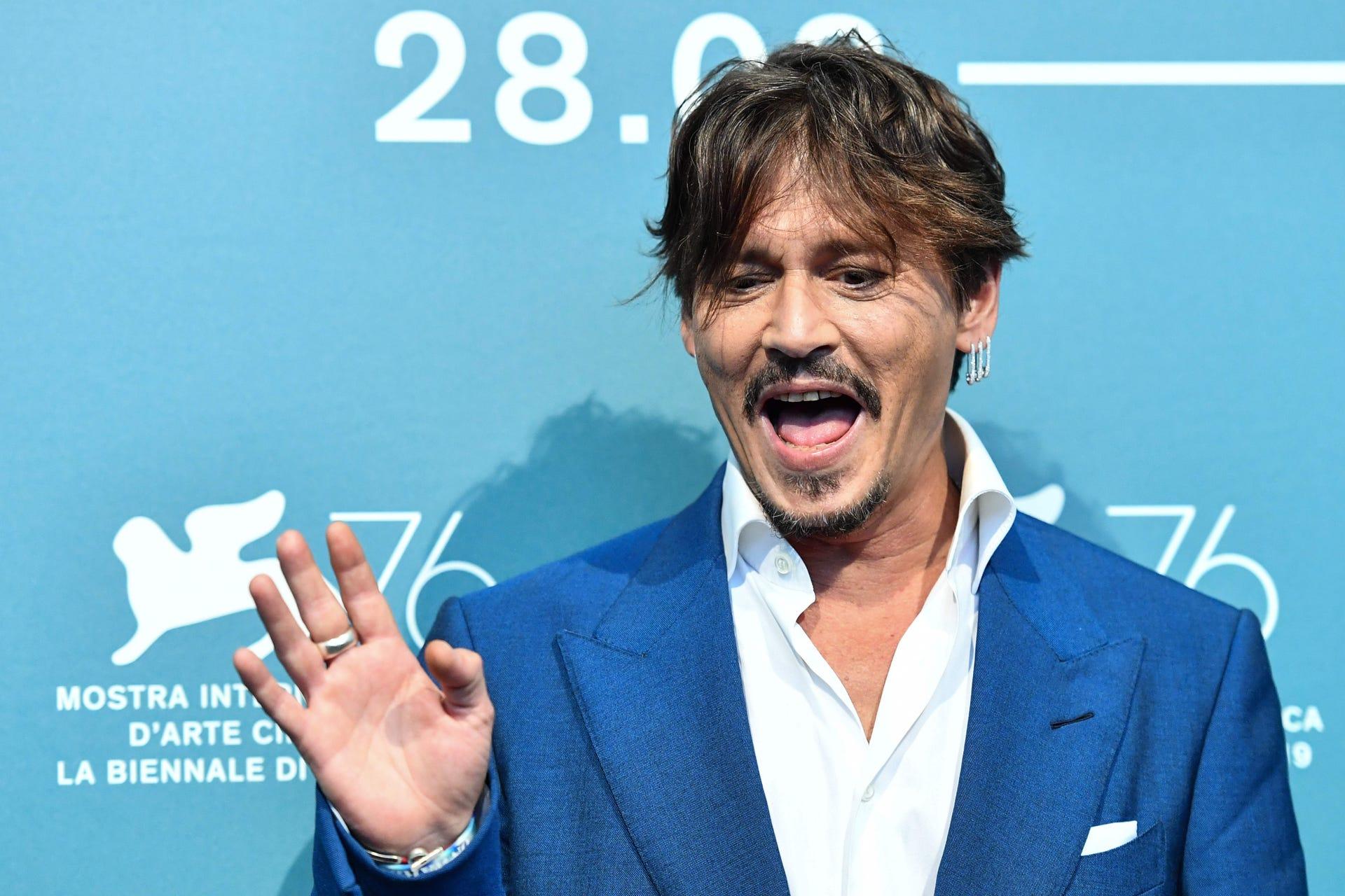 Venice Film Festival 2019: See Johnny Depp, Timothee