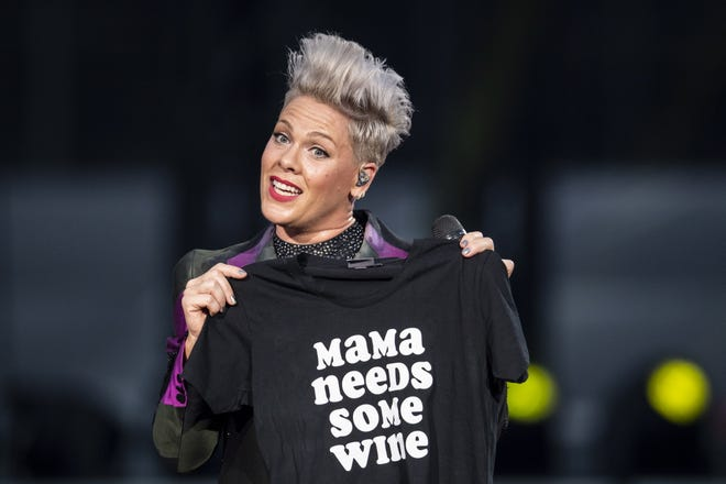 Singer Pink has defended herself from her fair share of mom-shamers. These are her greatest clapbacks.
