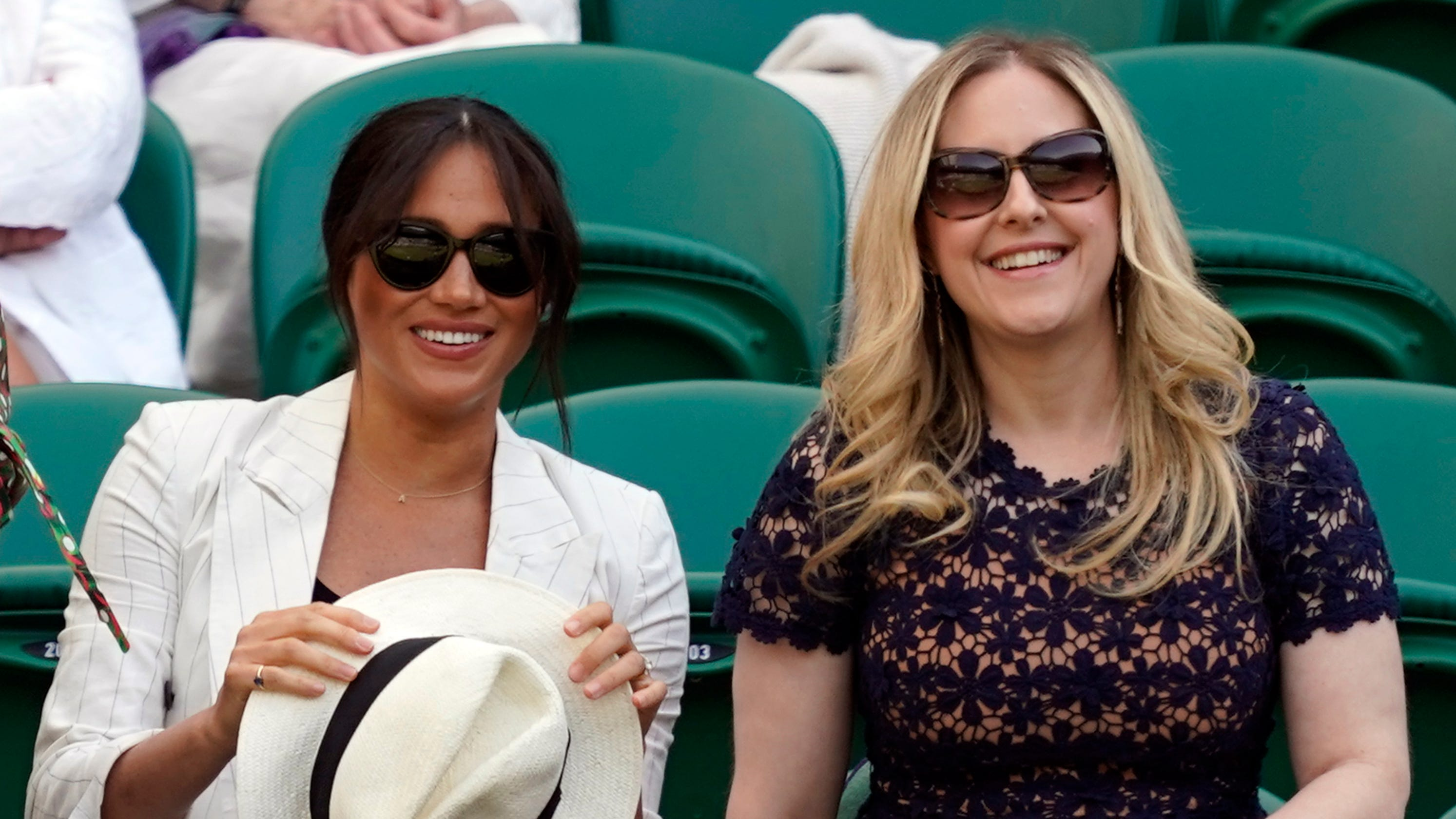 US Open prepares for royalty as Meghan Markle expected to watch Serena Williams in final