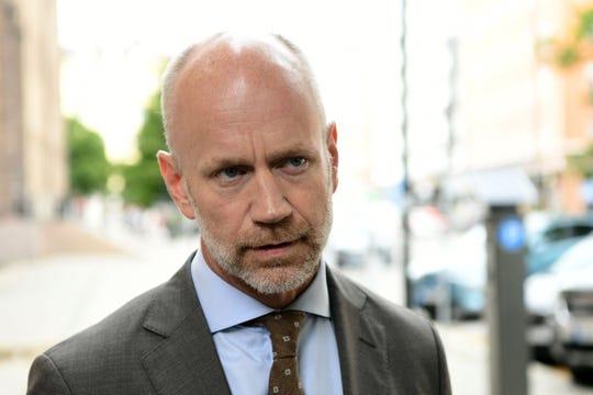 Reports: A$AP Rocky's lawyer Henrik Olssen Lilja shot, wounded in Sweden