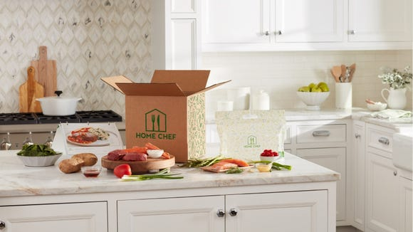 Home Chef is our favorite meal kit delivery service for it's fresh ingredients and easy-to-follow recipes.