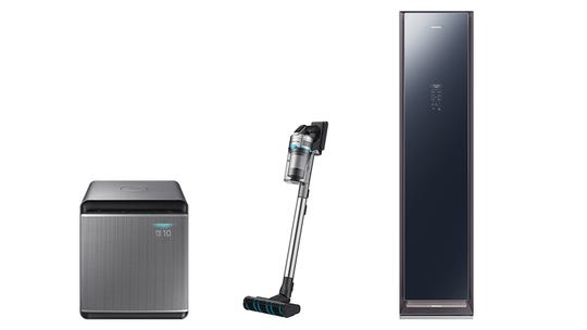 "Samsung said these three products will take ""consumers' breath away."""