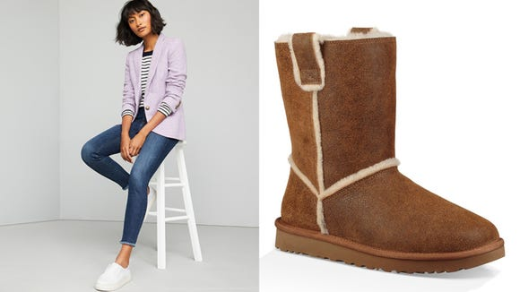 Stock up on fall essentials with the J.Crew and Ugg flash sales at Nordstrom Rack