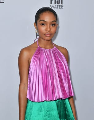 """In an interview with <a href=""""https://www.glamourmagazine.co.uk/article/yara-shahidi-interview-2019"""" target=""""_blank"""">Glamour UK</a>, Yara Shahidi talked about everyday racism when asked if she could&nbsp;remember a time when she felt &quot;segregated against.&quot;&nbsp;&quot;There are micro aggressions on a daily basis. There are reminders of not being in the mainstream,&quot; she said, adding there are &quot;so many moments, whether it&rsquo;s my hair, comments on people preferring it straight, whether it&rsquo;s comments on Iran, blackness and what people expect of a black human.&quot;"""