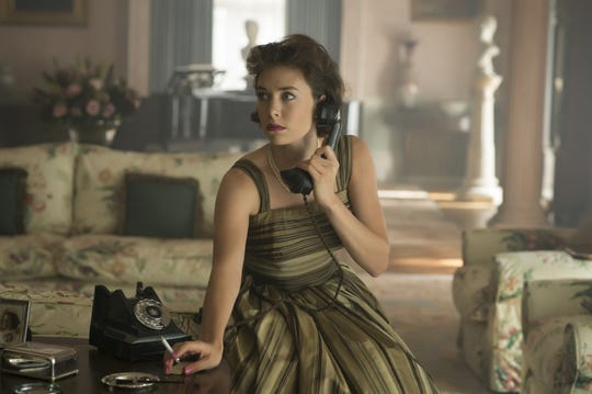 "Vanessa Kirby was nominated for an Emmy for her portrayal of the queen's sister, Princess Margaret, in the first two seasons of ""The Crown."""
