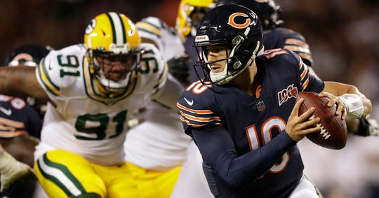 low priced f81cd 1b083 Opinion: Chicago Bears might not be who they thought they were