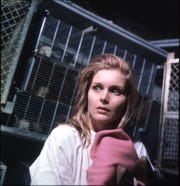 """Carol Lynley in a scene from the the 1965 thriller """"Bunny Lake is Missing."""""""