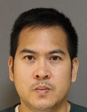 Kim Quoc Nguyen of Newtown Square, Pennsylvania, pleaded guilty to committing two bank robberies in Ocean County in March 2019.