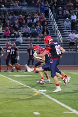 Action from the Owego at Chenango Forks football game on Friday, Sept. 6.