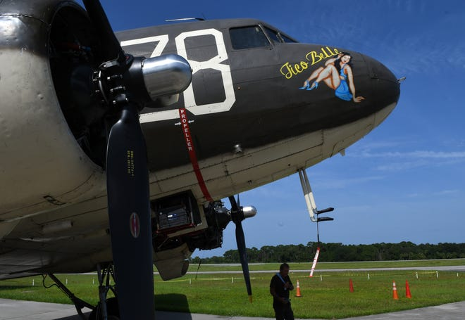 The Tico Belle, a Douglas C-47, is the flagship aircraft at the Valiant Air Command's Warbird Museum in Titusville. Valiant Air Commandhas been recommended for a $6,197 cultural grant by the Brevard County Tourist Development Council.