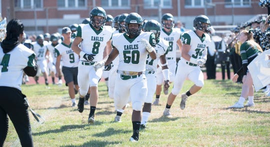 The West Deptford High School football team defeated Paulsboro, 31-14, at Paulsboro High School on Saturday, September 7, 2019.