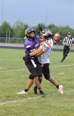 Unioto High School football fell to Amanda-Clearcreek 32-14 at Unioto High School in Chillicothe, Ohio on Friday Sept. 6, 2019.