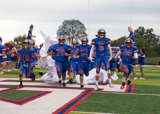 Zane Trace fell to Waverly 49-14 on Friday, Sept. 5, 2019, at Zane Trace High School.
