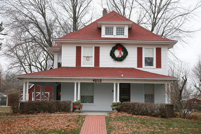 The Olmsted-Urban House is now listed on the National Register of Historic Places by the Department of the Interior.