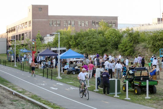 Soiree on the Greenway returns Friday to Detroit's Dequindre Cut.