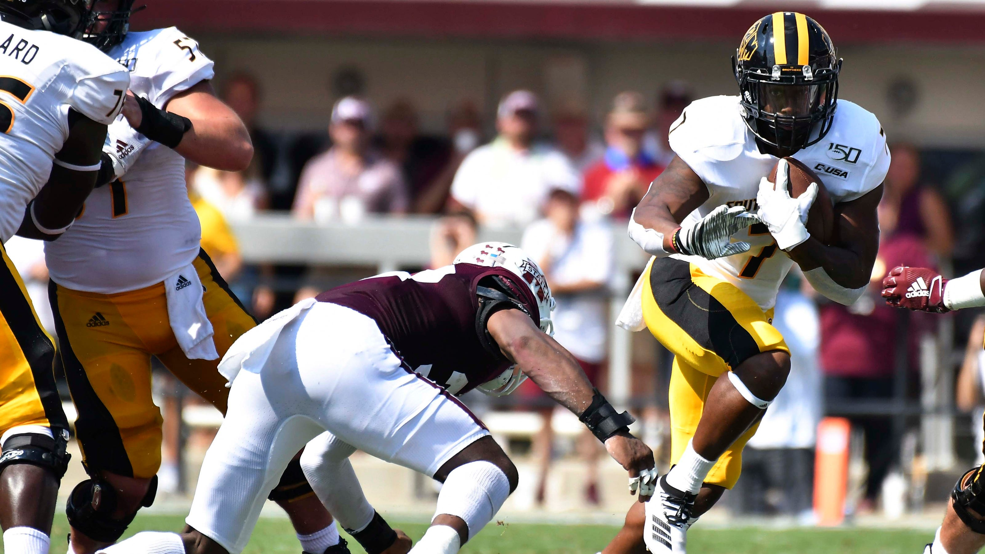 Southern Miss AD reacts to SEC switching to conference ...