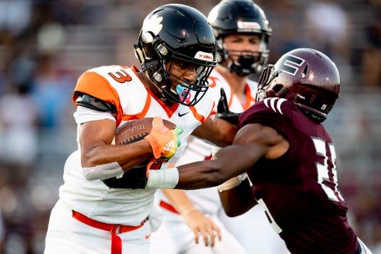 Tennessee high school football: Powell's Bailor Hughes