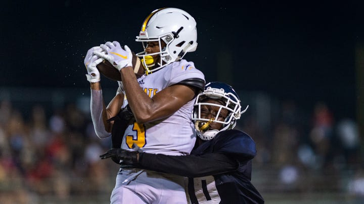 Westgate receiving duo Boutte, Sonn strive to be the next Beckham, Landry