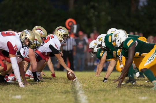 Scenes from the Bullitt East vs North Bullitt game on Sept. 6, 2019.