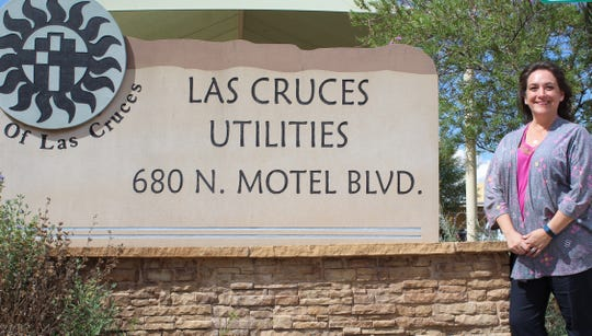 Las Cruces Utilities Assistant Utilities Director,Delilah Walsh is looking forward to supporting the LCU mission of providing safe gas, reliable water and the removal of solid waste and wastewater.