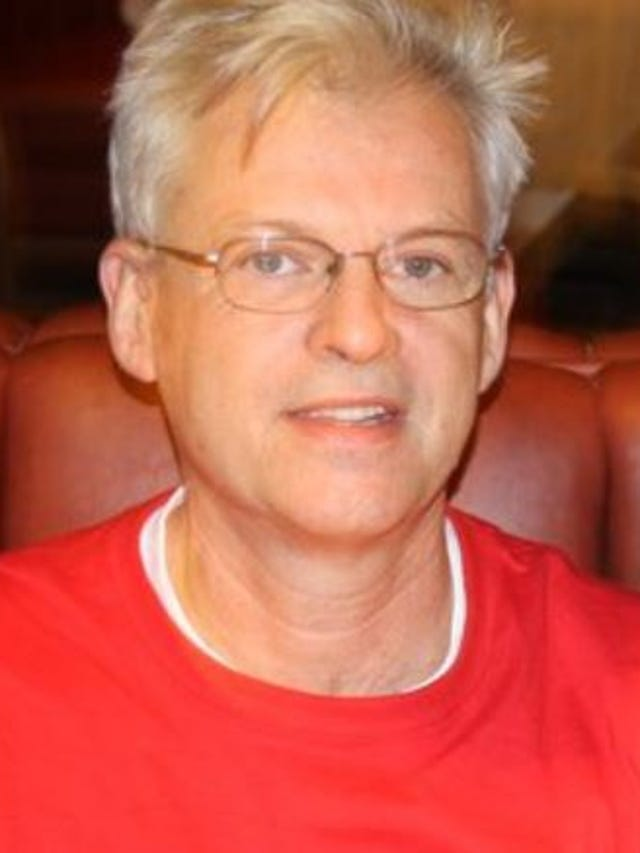 IMG BILL TRACY, Bill's Pizza Founder