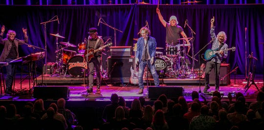 Brian Wilson and the Zombies brought their Something Great from '68 Tour to Comerica Theatre in Phoenix on Friday, Sept. 6, 2019.