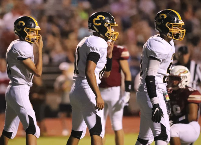 The Enterprise Hornets are now 0-4 to start the season after Friday's loss to Sutter.