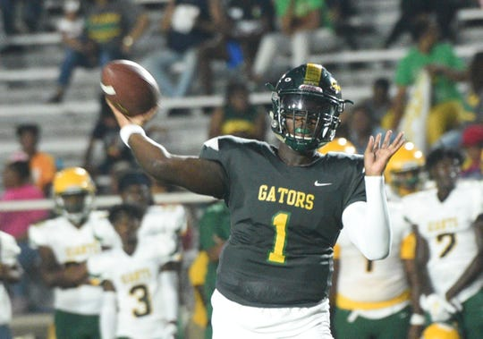 Green Oaks vs. Captain Shreve football September 6, 2019 at Lee Hedges Stadium.