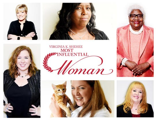 Dr. Andrea Master Everson, K.C. Kilpatrick, Laurie McGehee, Donna Otwell, Mary Trammel,  and JoAnne Walker