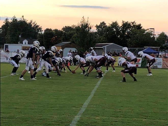 Stuarts Draft improved to 2-0 on the season with a Friday night win over Waynesboro.