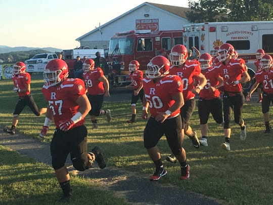 Riverheads looks to continue its unbeaten season Friday night.