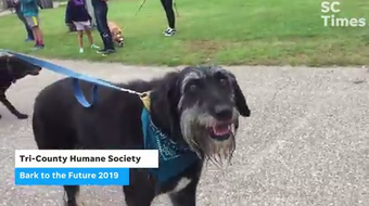 The annual Tri-County Humane Society event raises money for shelter operations and to fund a (much needed) new building.