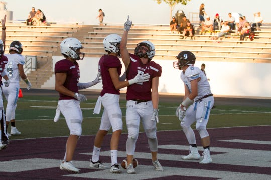 Pien View advanced in the UHSAA state playoffs with a dominating win over Bear River.