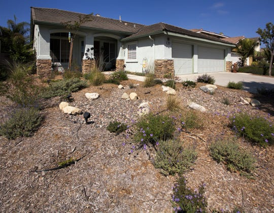 Turf-free landscaping can allow Oxnard residents to qualify for water- and money-saving rebates.