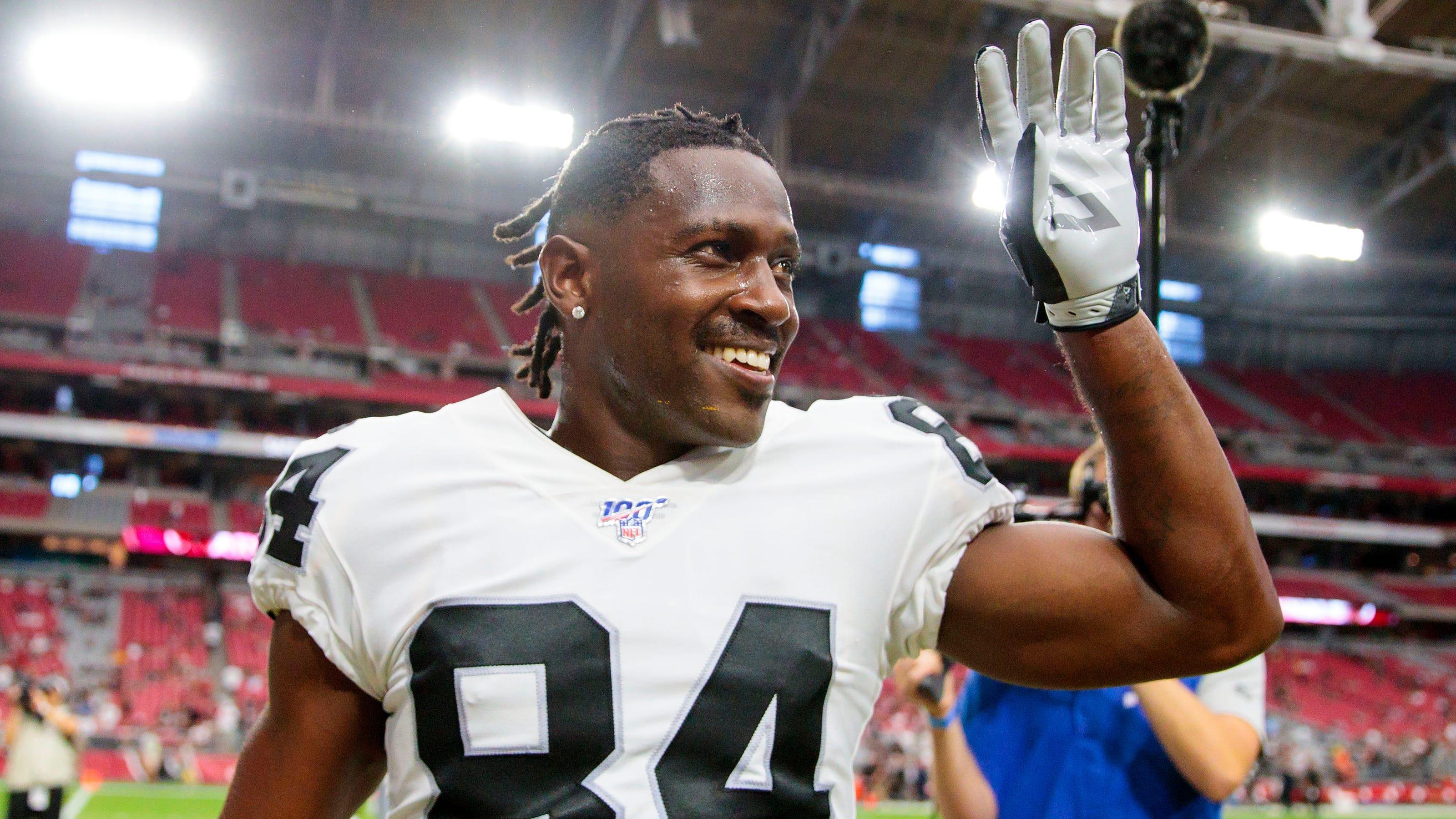 Antonio Brown Fans Make Bill Belichick Jokes After Raiders Release Wr