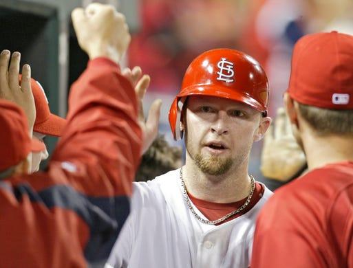Chris Duncan, ex-St  Louis Cardinals player, dies at 38