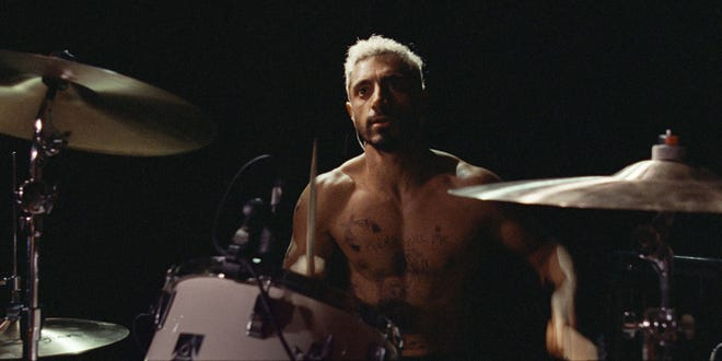 """Riz Ahmed stars as a drummer who experiences a sudden loss of hearing in """"Sound of Metal."""""""