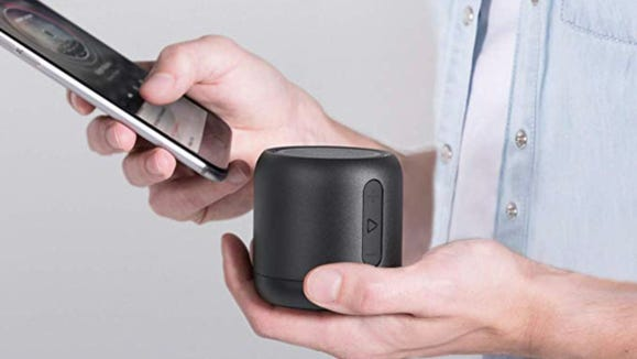 Bring your music with you wherever you go thanks to Anker.