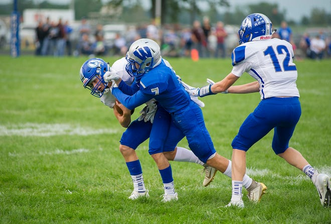 Wynford's defense is going to have to play lights out on the road in Harrod.