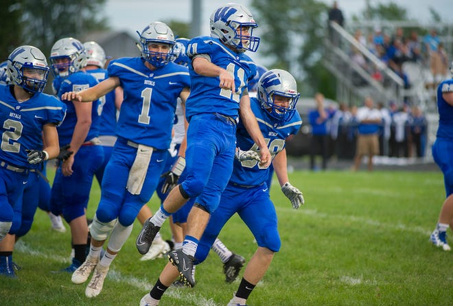 Wynford is right back on track to battle for yet another league title.