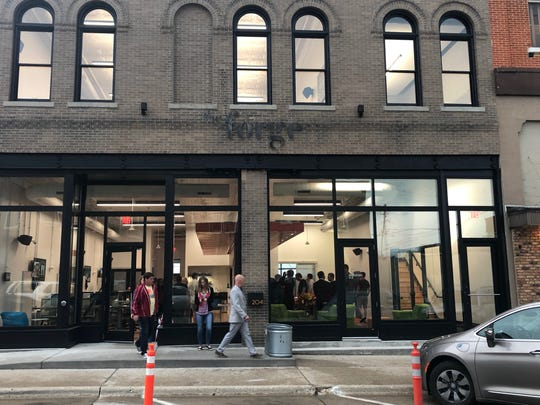 Pillar Technology opened a new office in Jefferson, with space for 30 workers and 16 students who will undergo intensive training and a shot a jobs there.