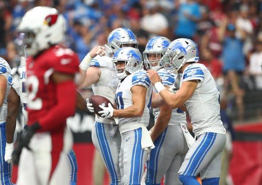 Detroit Lions tie vs. Arizona Cardinals: Fans grade their performance