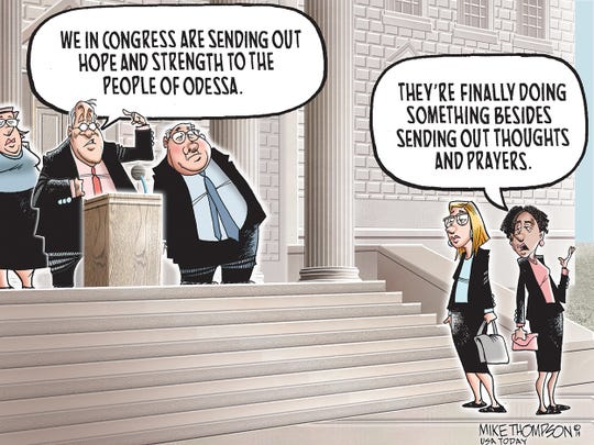Congress and guns