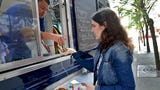 New Hope of Indiana's new Cheese and Thank You food truck offers young adults with special needs opportunity for work and prepare, serve, sell the food.