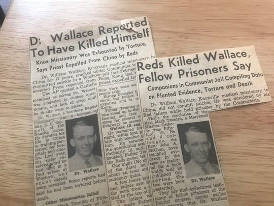 The death of Dr. Bill Wallace in a Chinese prison cell in February 1951 was reported differently as other jailed missionaries told what they knew.