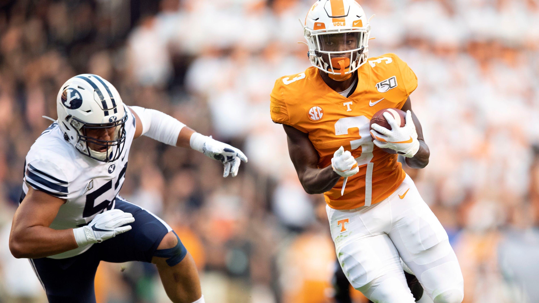 Tennessee football: UT Vols vs BYU live updates, game score