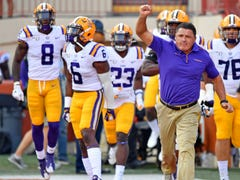 LSU football offensive guard Ed Ingram reinstated: When he might return, what we know