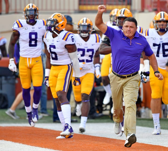 Lsu Football To Schedule First Game Vs Southern University In 2022