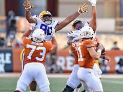 LSU rotated more defensive linemen against Florida than it has since Orgeron arrived