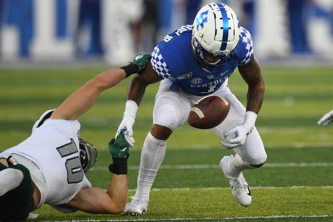 Kentucky football: UK plays Eastern Michigan at Kroger Field